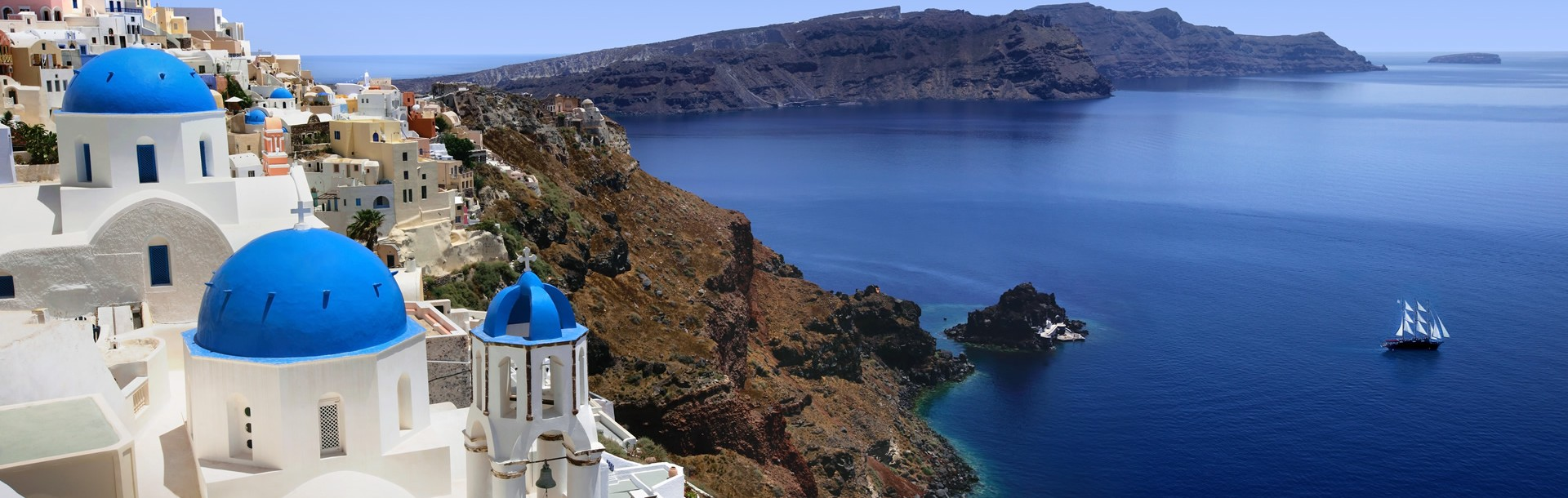 CHI Travel Insurance Santorini, Greek Isles