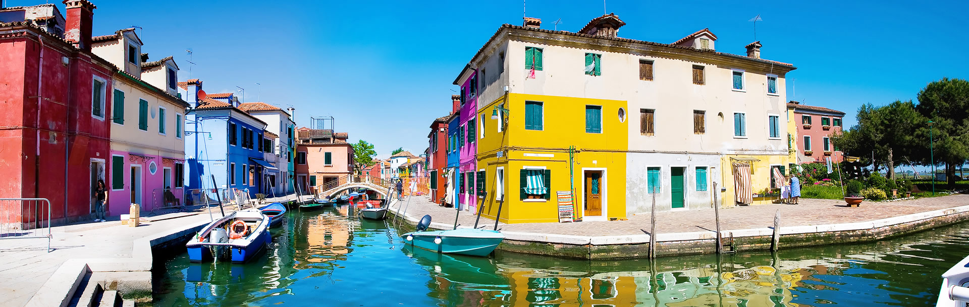 Travel Insurance Services Burano Island Near Venice