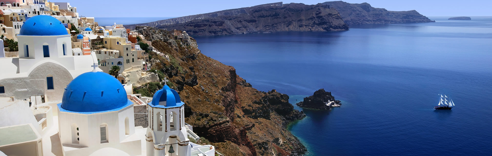 Travel Insurance Services Santorini, Greek Isles